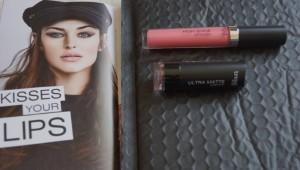 Lippenstift und Lipgloss von dm trend it up