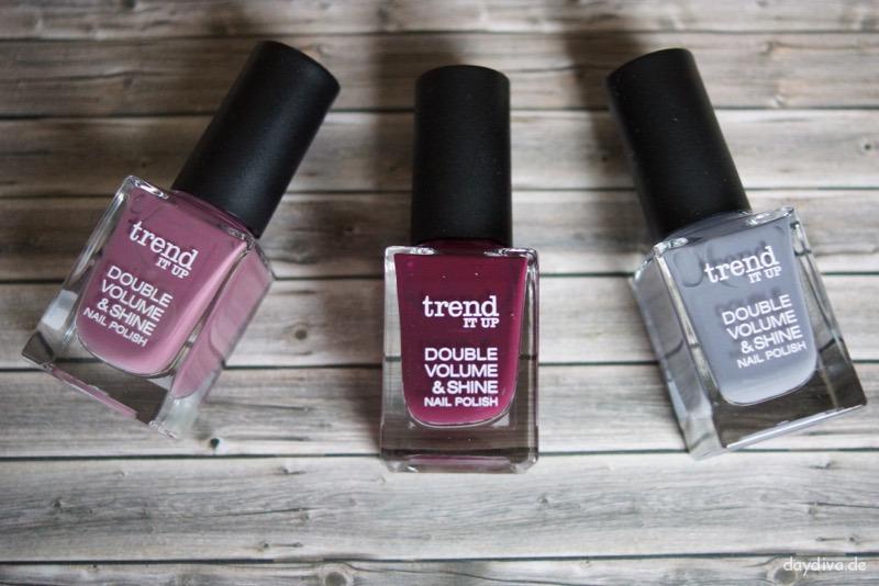 Herbstfarben trend it up Nagellack