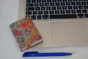 Notizbuch von Paperblanks und Notebook