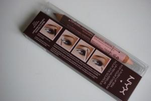 NYX Augenbrauenstift und Highlighter