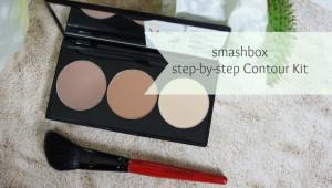 step-by-step contour kit von smashbox