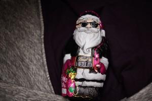 Weihnachtsmann-Lindt HELLO Xmas Santa