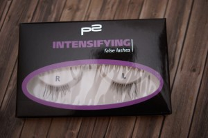 p2 Intensifying false lashes