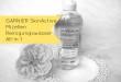 Neu im Handel – Garnier SkinActive Mizellen Reinigungswasser All-in-1waterproof