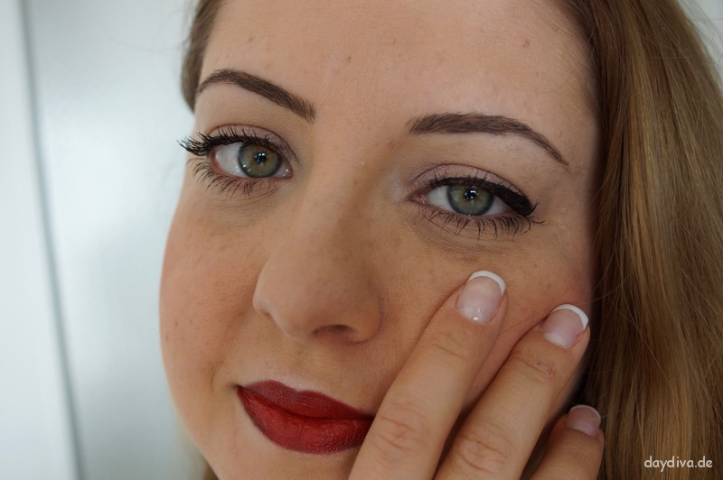 eyecatcher rote Lippen