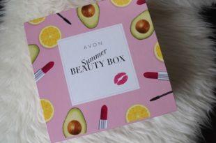 Avon Summer Beauty Box 2016