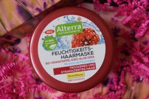 alterra haarmaske bio-granatapfel und bio aloe-vera