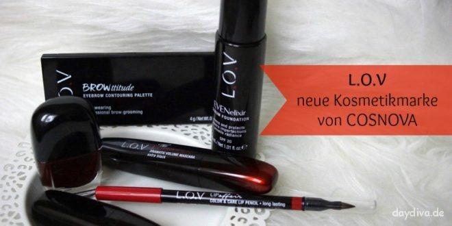 L.O.V neue Kosmetikmarke von Cosnova