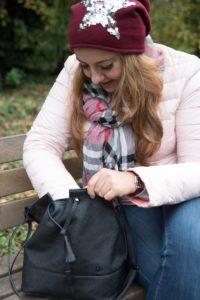 Schal und Mütze Must-Haves für Winter 2016