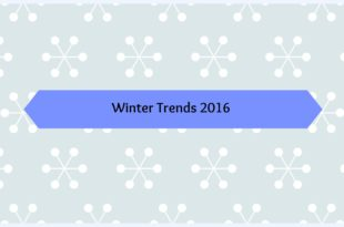 Mode Trends Winter 2016