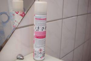 Rückseite Batiste Dry Shampoo