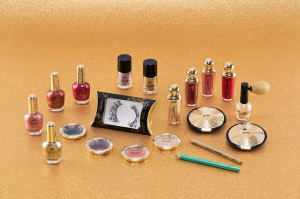 Die ganze Produktauswahl der Limited Edion von p2 cosmetic A NIGHT TO remember