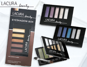 lacura beauty eyeshadow box