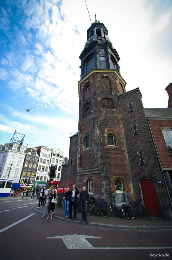 alter Turm Amsterdam