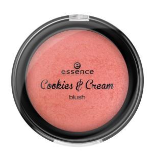 essence Cookies und Cream Blush