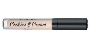 essence Cookies und Cream Lipgloss Beige