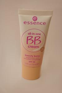 essence BB cream 02 natural