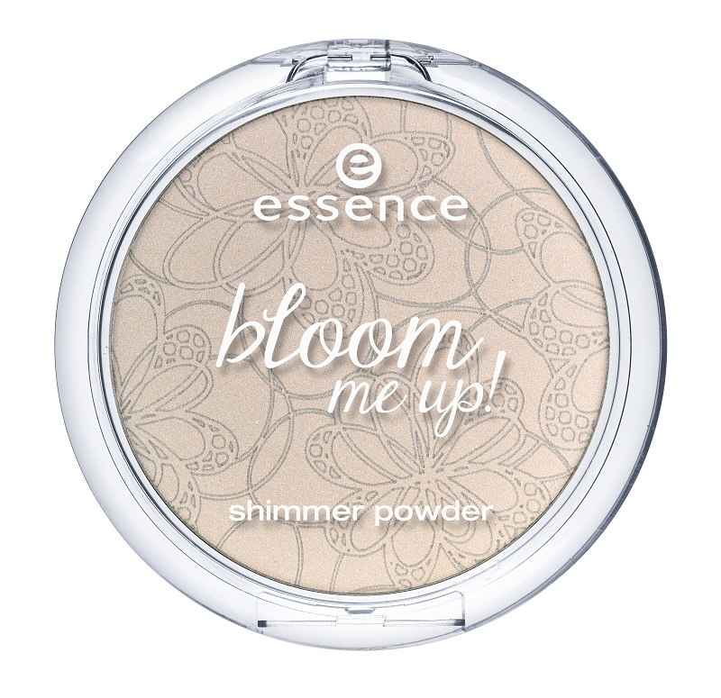 Essence Shimmer Puder Bloom me up!
