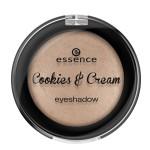 essence Cookies und Cream Lidschatten