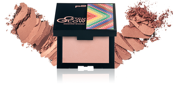 Essential Bronzer mit Swatches Groс