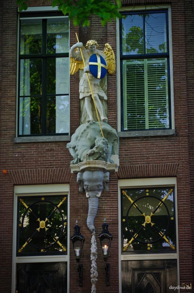 Häuser Amsterdam