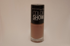 maybelline color show Nagellack
