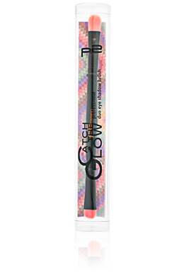 professional duo eye shadow brush