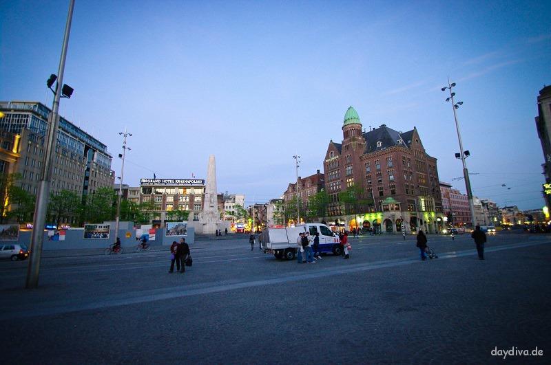 Stadtkern Amsterdam