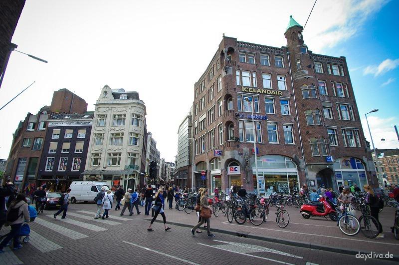 Stadtzentrum Amsterdam