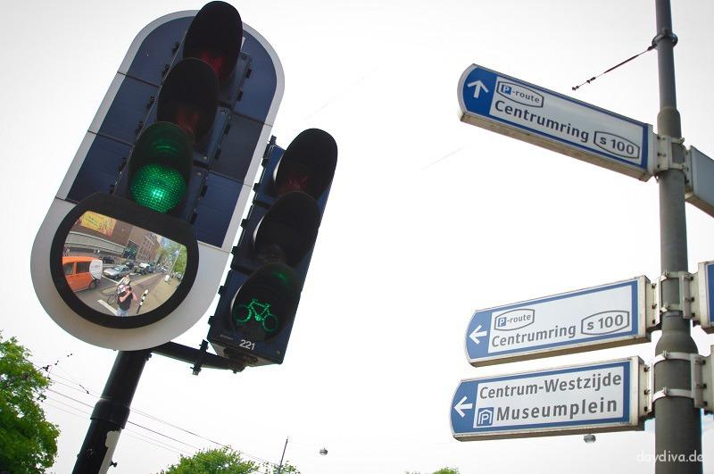 Wegweiser Amsterdam