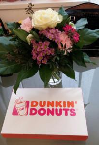 Blumen & Donuts