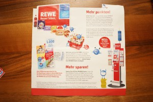 Payback bei REWE Info