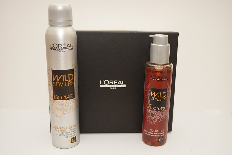 Stylingprodukte Wild Stylers by tecniArt Loreal Professionel