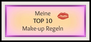Make-up Regeln