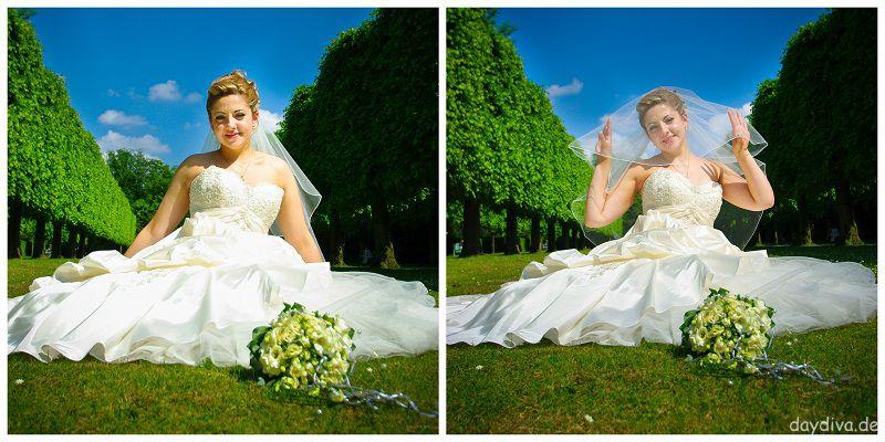 Hochzeitsshooting Mai Düsseldorf Benrath