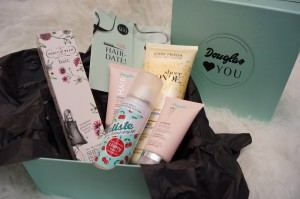 Inhalt Douglas Box of Beauty Mai 2014