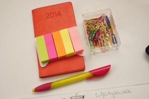 Kalender 2014 Blog Notizen