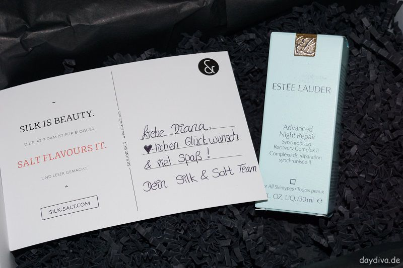 Silk&Salt Giveaway Estee Lauder Advanced Night Repair Serum