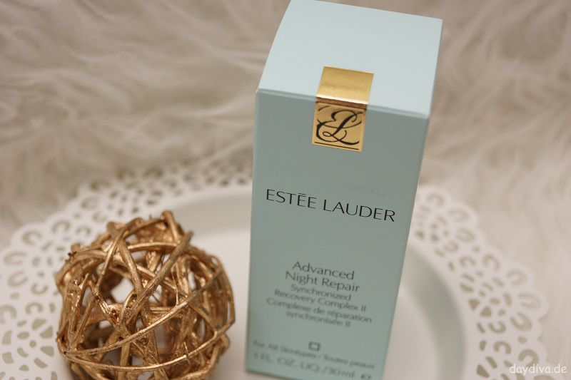 Verpackung Estée Lauder Advanced Night Repair Complex II