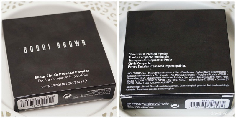 Bobbi Brown Professional Cosmetics New York Haltbarkeit 24 Monate