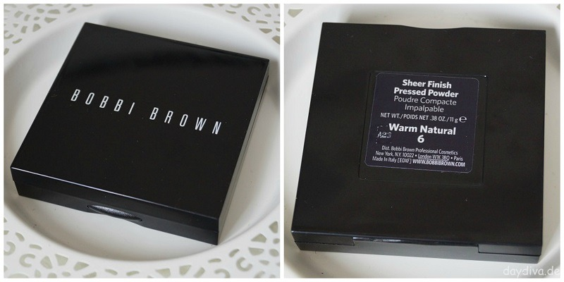 Bobbi Brown Puder Etui daydiva