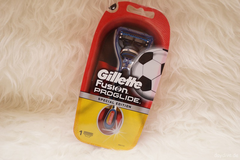 dm Lieblinge Gillette Fusion Proglide WM Edition