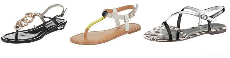 Flache Schuhe Sommer 2014