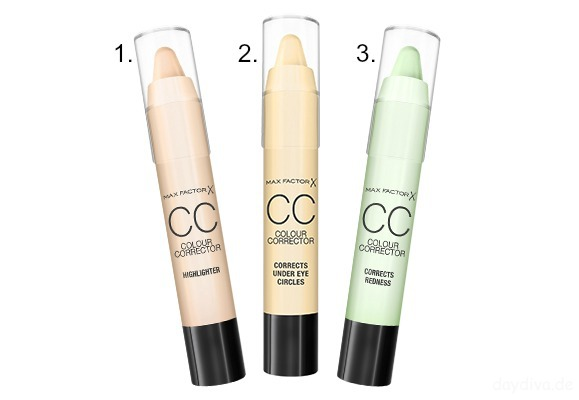 Max Factor Cover Stick Auswahl daydiva