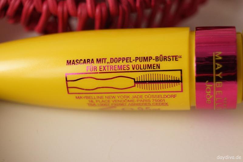 Maybelline Doppel Pump Bürste