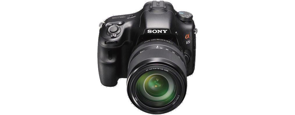 Sony Alpha 65, (c) Sony
