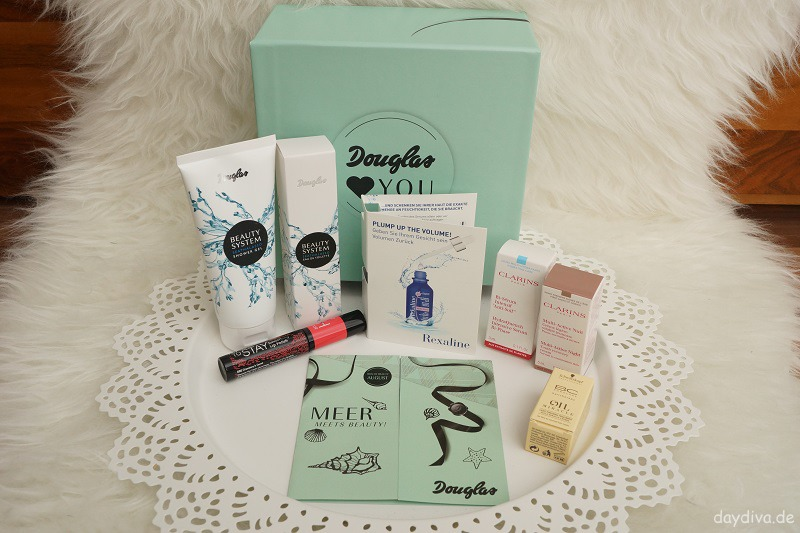 Douglas Box of Beauty Inhalt August 2014