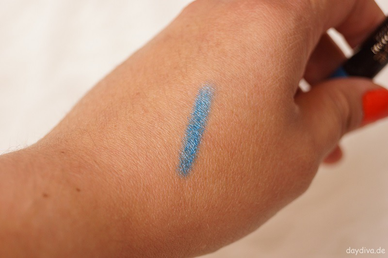Swatch Loreal Color Riche Ocean Blue