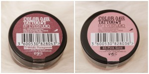 Maybelline Color Tatoo Auswahl
