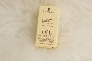 Schwarzkopf Hairtherapy Oil Miracle